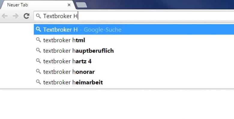 Google-Suche H