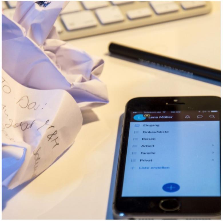 E-Mails auf Smartphone