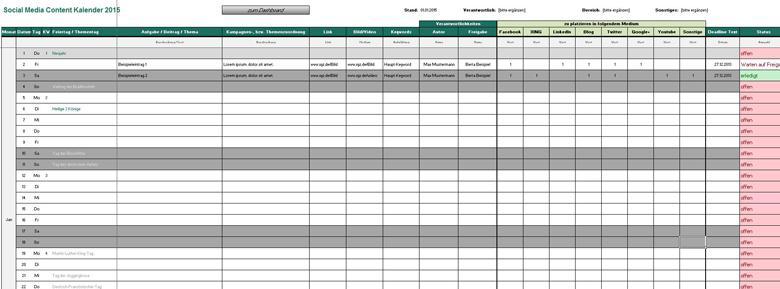 8 Tools für die Content-Planung | Textbroker Blog
