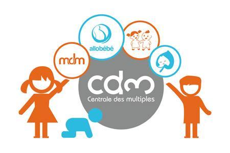 Logo CDM - Allobébé