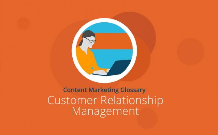 Grafik mit Headline Customer Relationship Management