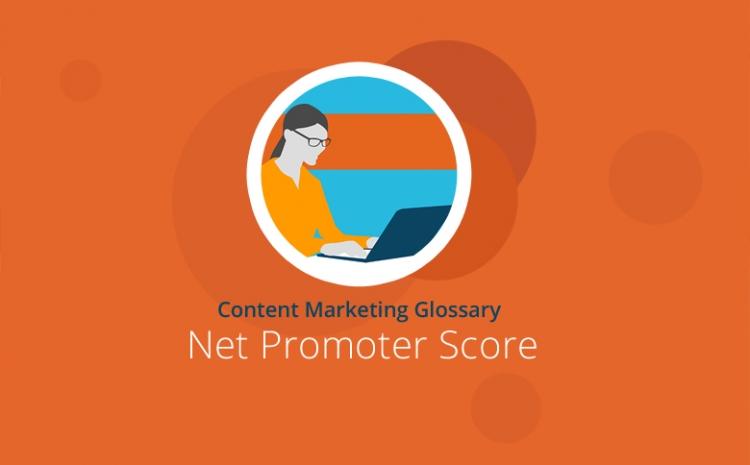 Grafik mit Headline Net Promoter Score
