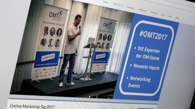 Website des OMT