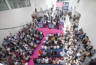 dmexco 2017, Speakers Corner