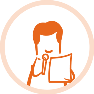 Manuskript für eine Rede