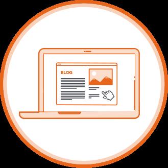 Webseiten- und Blogtexte
