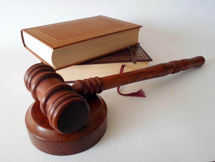 Text Hammer Recht Gesetz