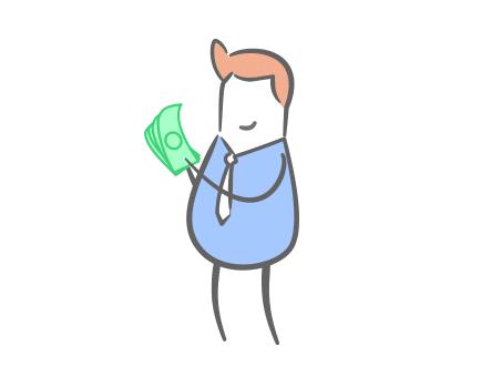 Bargeld wechseln