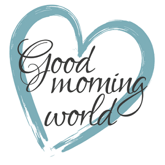 Good Morning World - Logo