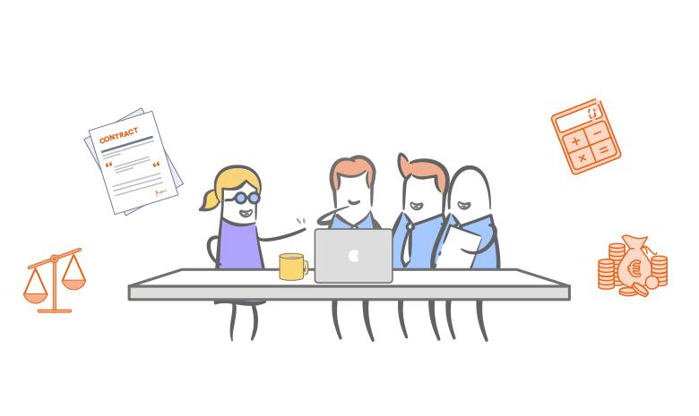 Rechtsform Start-up