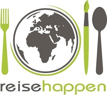 Reisehappen - Logo