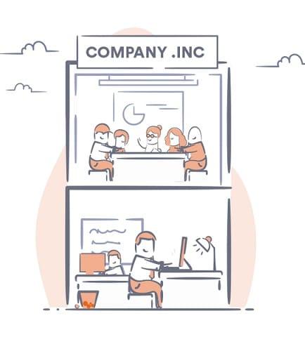 Freelancer im Unternehmen