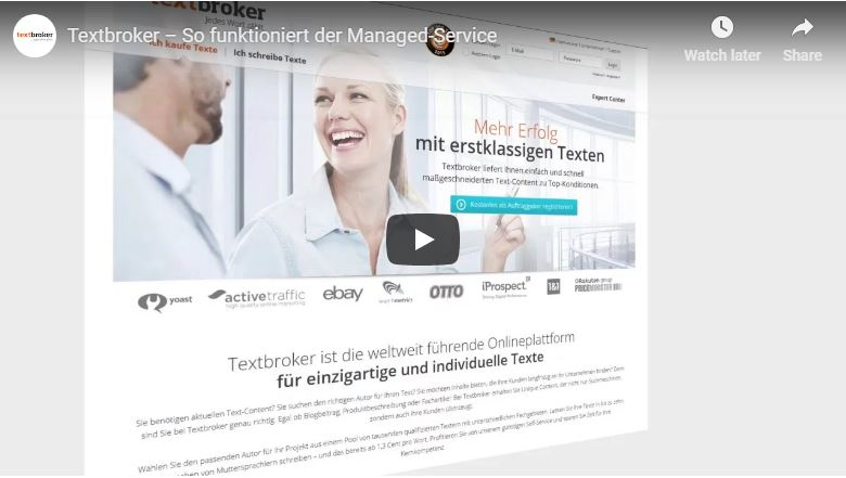 So funktioniert der Managed-Service