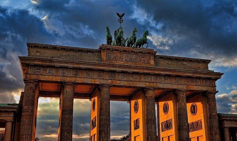 Bild für die Autorin des Monats berlincity: Ansicht des Brandenburger Tors