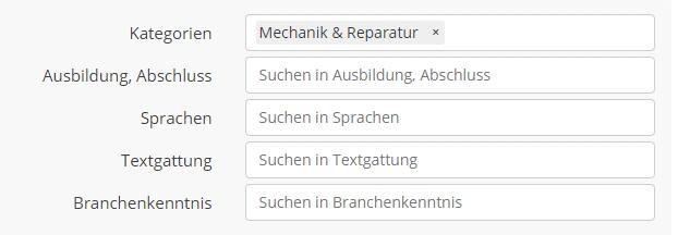 Kategorie Mechanik & Reparatur